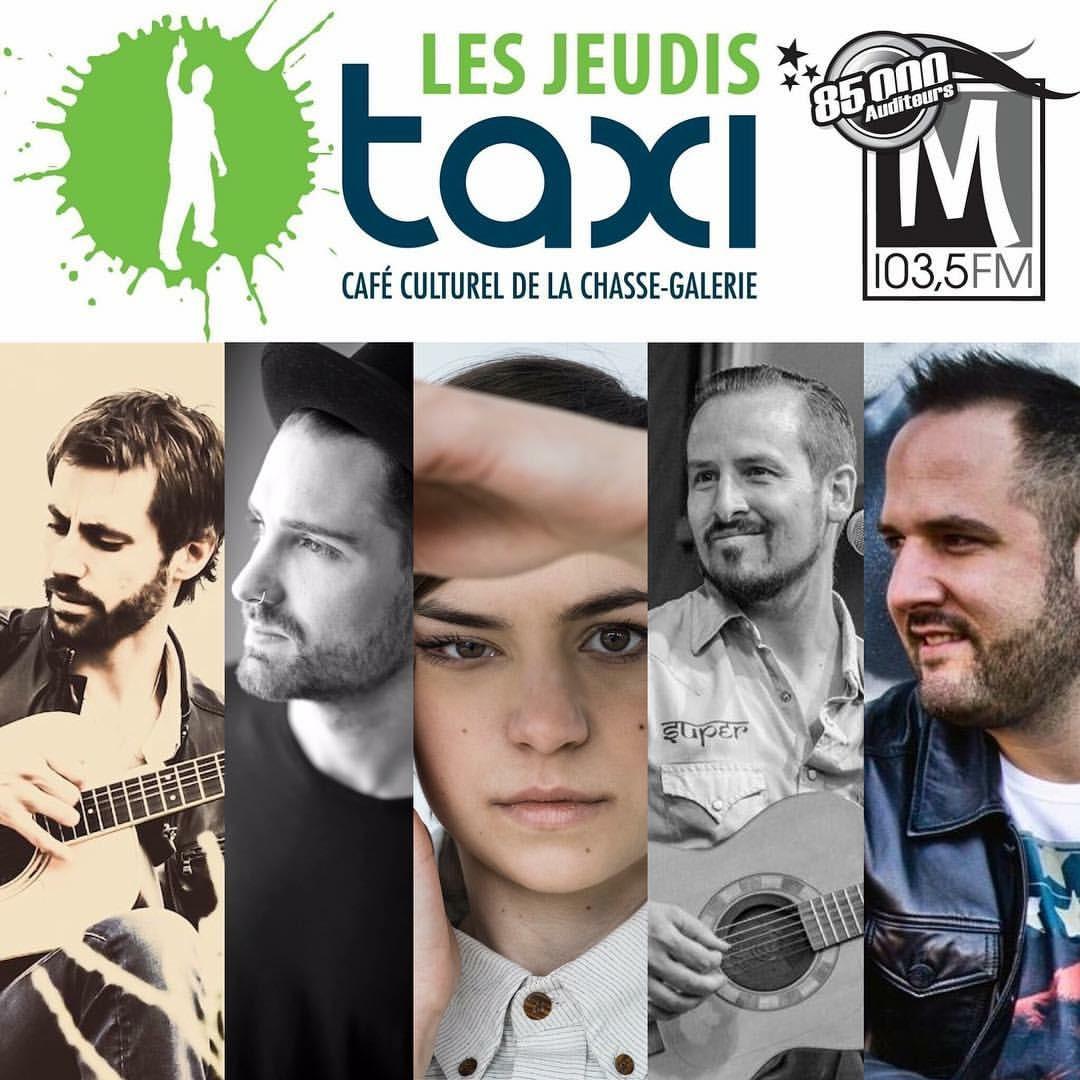 Jeudis Taxi Lavaltrie Janvier 2017