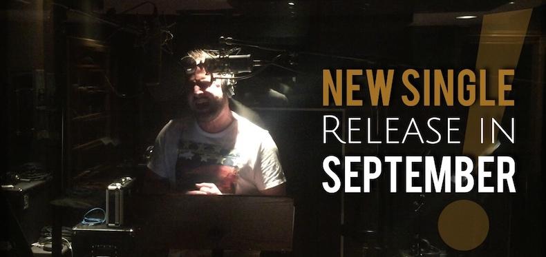 new single planned for September by Steph Morin
