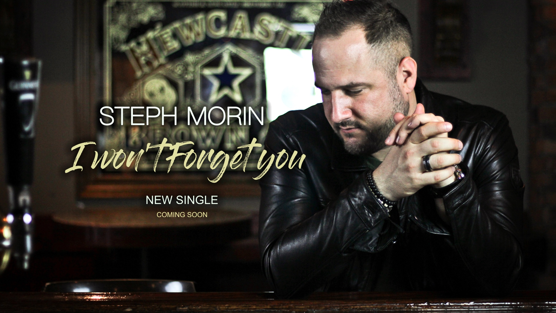 Steph Morin I won't Forget You single coming soon