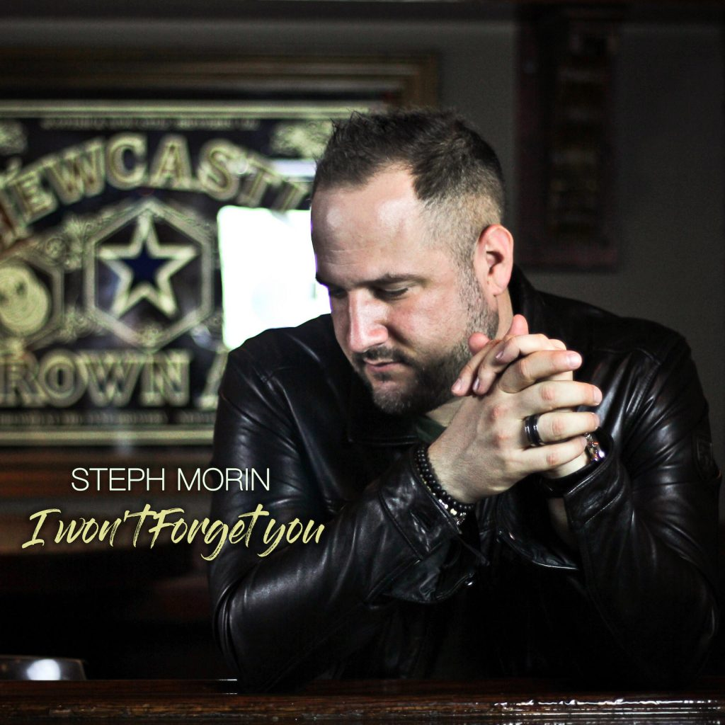 steph morin I won't forget you EP cover art