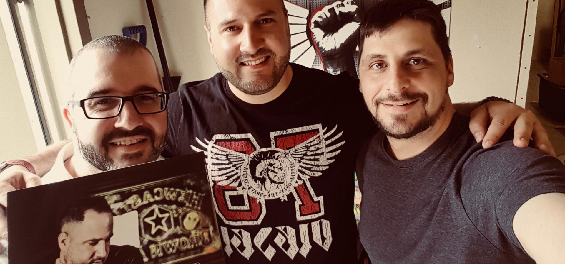Steph Morin new EP release countdown Propagande Distributions