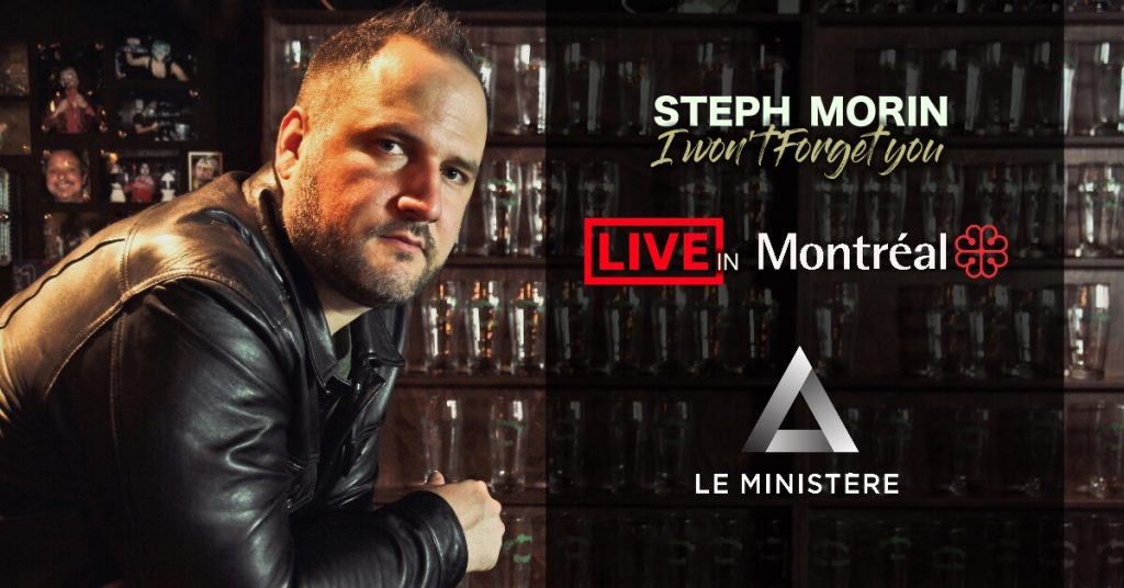 steph morin montreal ministere june 2019