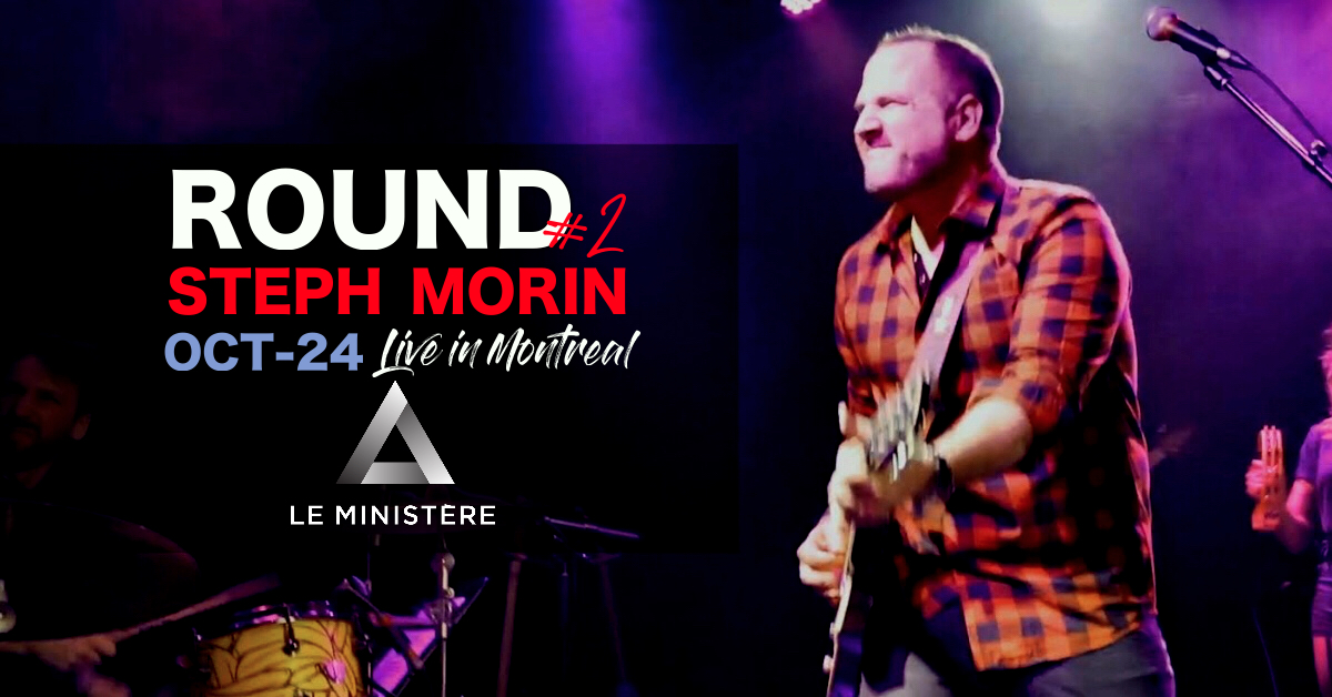 steph morin flyer le ministere montreal october 2019