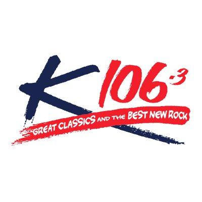K106,3FM Sarnia logo