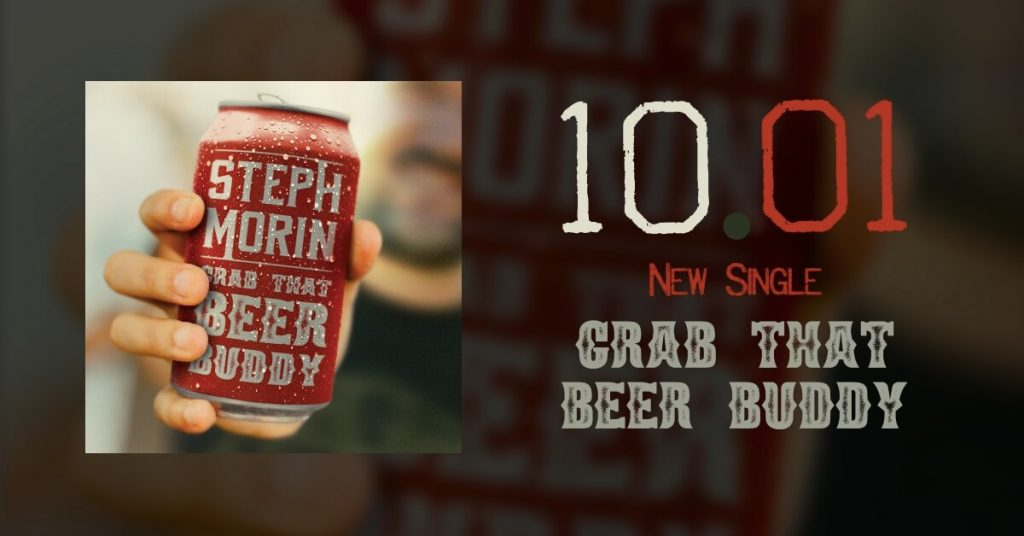 grab that beer buddy release oct 1st